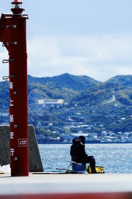 釣り場の確保