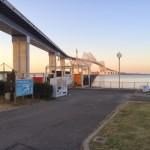 シーズン到来!東京湾奥の若洲でカレイ釣り。果たしてカレイは釣れるのか?!