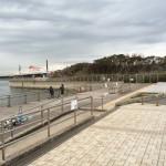 今年初の電車釣行!東京湾のシーバス、カレイを求めて東扇島西公園へ釣りに行ってみました。