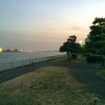 穴場の釣り場?大潮の暁ふ頭公園で夜釣り。果たして釣果は?!
