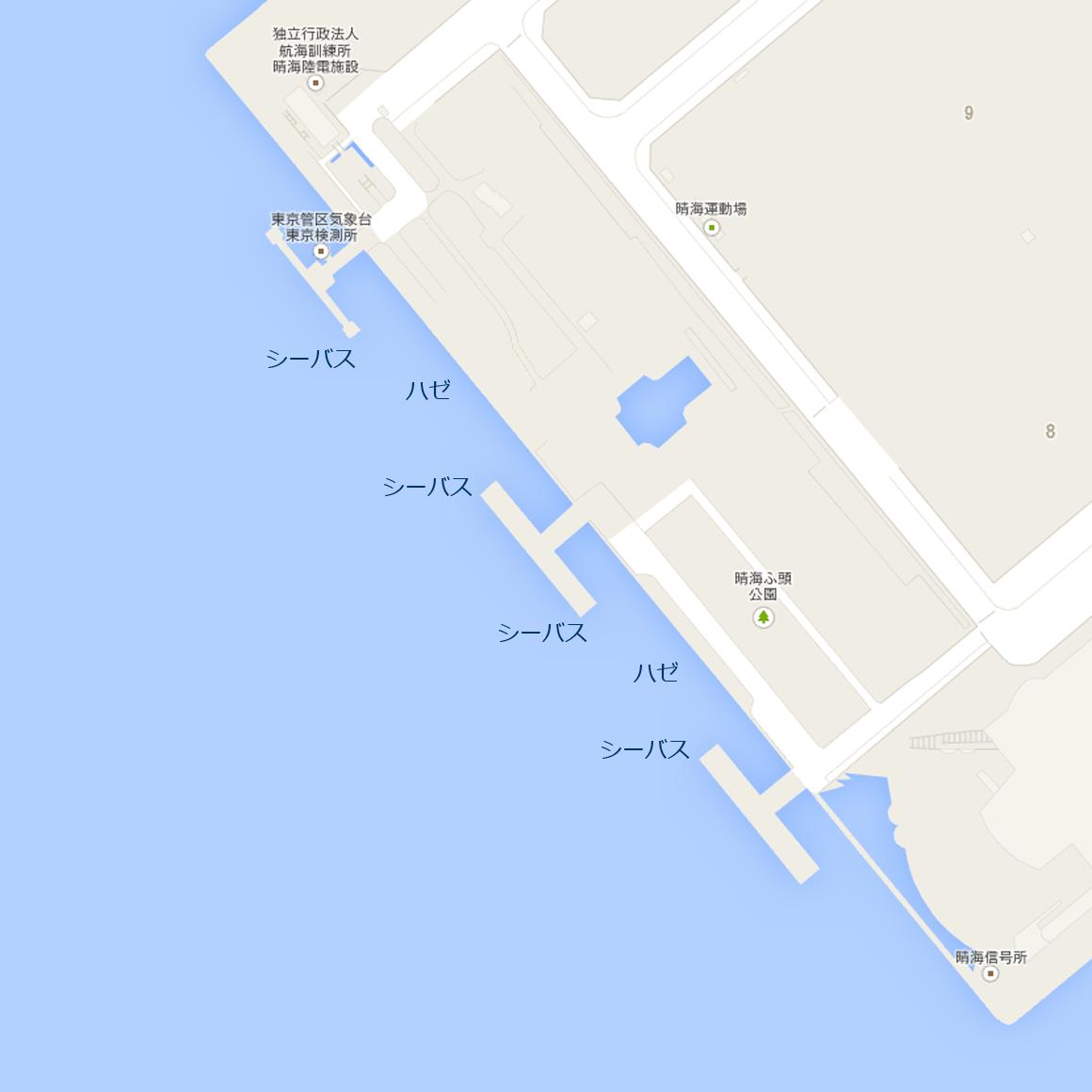 釣りマップ_晴海ふ頭公園