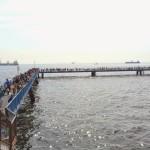 リベンジ釣行!大潮だけど入場できるのか?!春の本牧海づり施設に釣りに行ってみました。