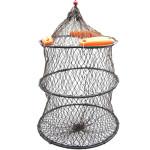 釣った魚がイキイキ!スカリで魚の鮮度を保つ。タカミヤ(TAKAMIYA) ホース巻活かし 36cm 3段