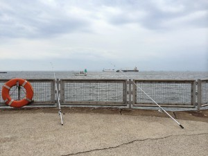 本牧海づり施設 新護岸