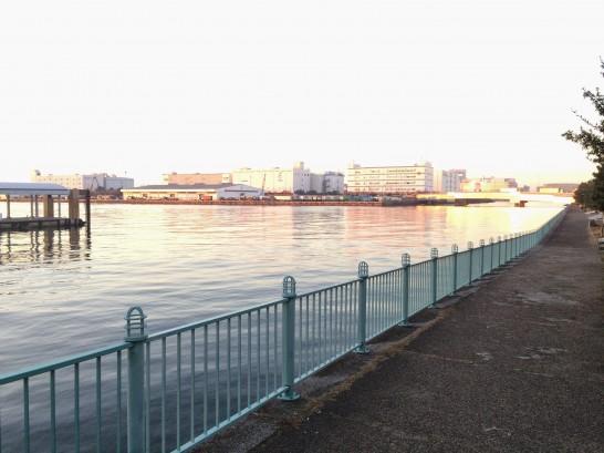 水の広場公園 入口