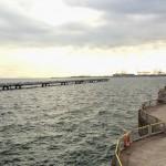 本牧海づり施設 旧護岸