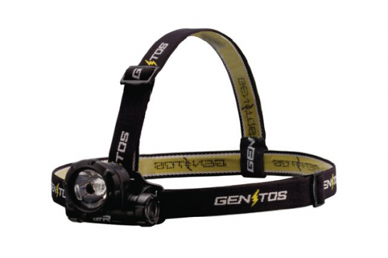 GENTOS(ジェントス) リゲルヘッドライト GTR-931H