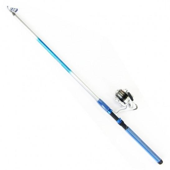 RISEWAY(ライズウェイ) 釣れるンジャー 投げセット 210(2.1m)