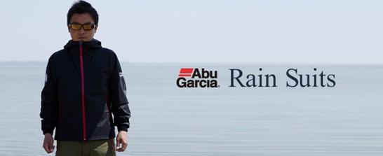 アブガルシア(Abu Garcia) レインスーツ