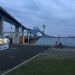 前夜のリベンジ釣行?!3連休の中日に若潮の若洲海浜公園へ夜釣りに行ってみました。