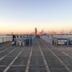 正月休み終了?!お正月明けの大黒海づり施設へ朝釣りに行ってみました。