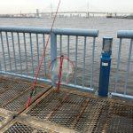 2016年ゴールデンウィークのラスト釣行?!大黒海づり施設へ釣りに行ってみました。