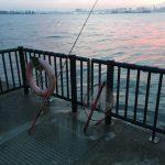 2016年GWのラスト釣行再び?!ゴールデンウィーク終盤の若洲海浜公園へ夜釣りに行ってみました。