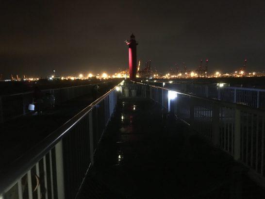 大黒海づり施設 夜釣り