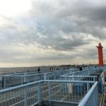突然の雨で釣果は?!悪天候の大黒海づり施設へ夜釣りに行ってみました。