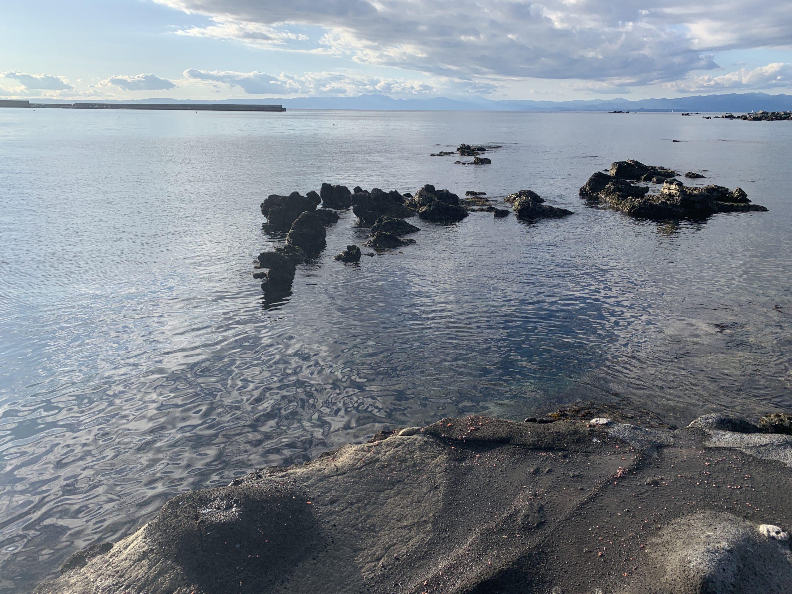 アカメ岩 フカセ釣り