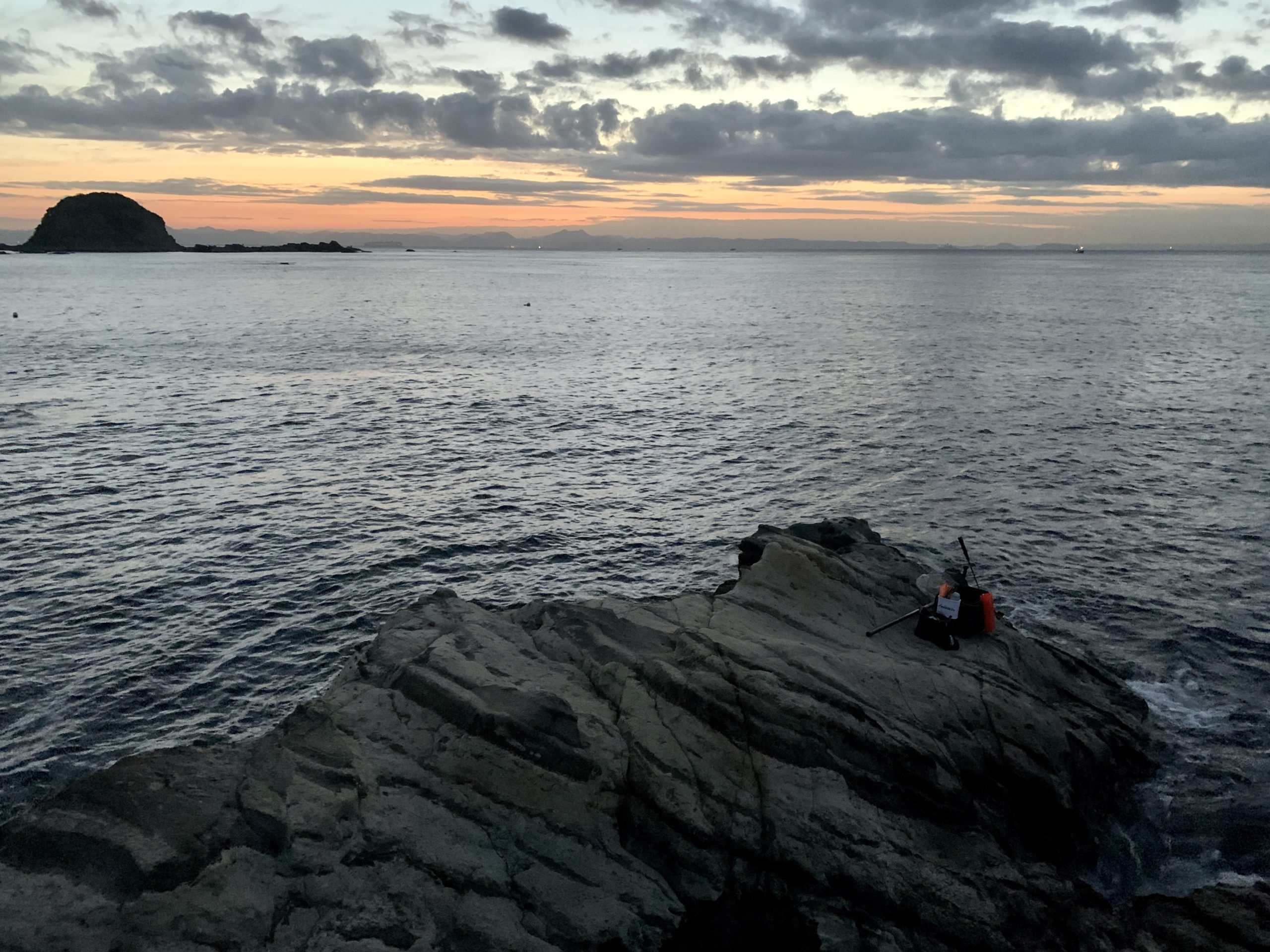 高磯 釣り場