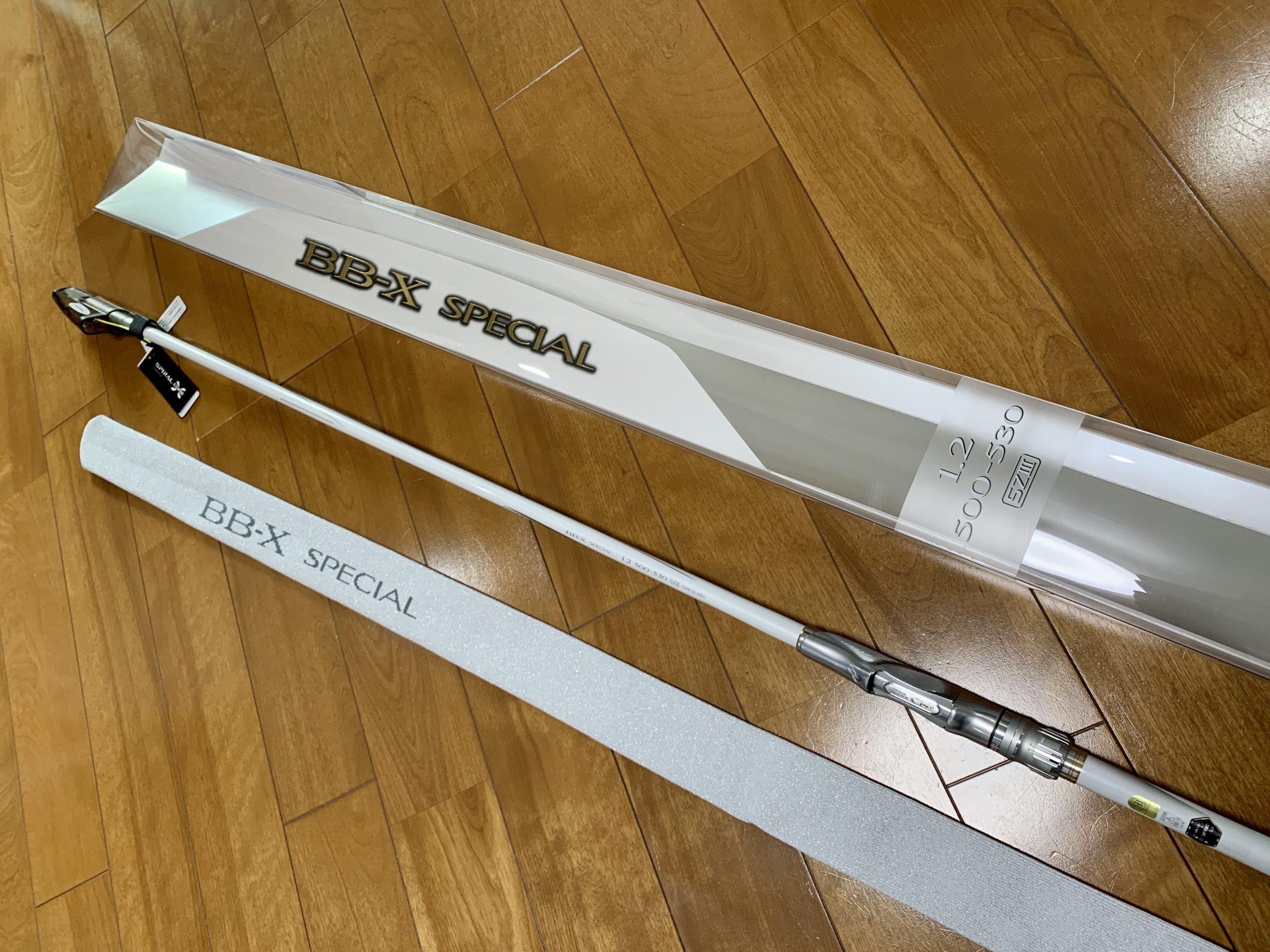 シマノ BB-X スペシャル SZIII 1.2号 500/530