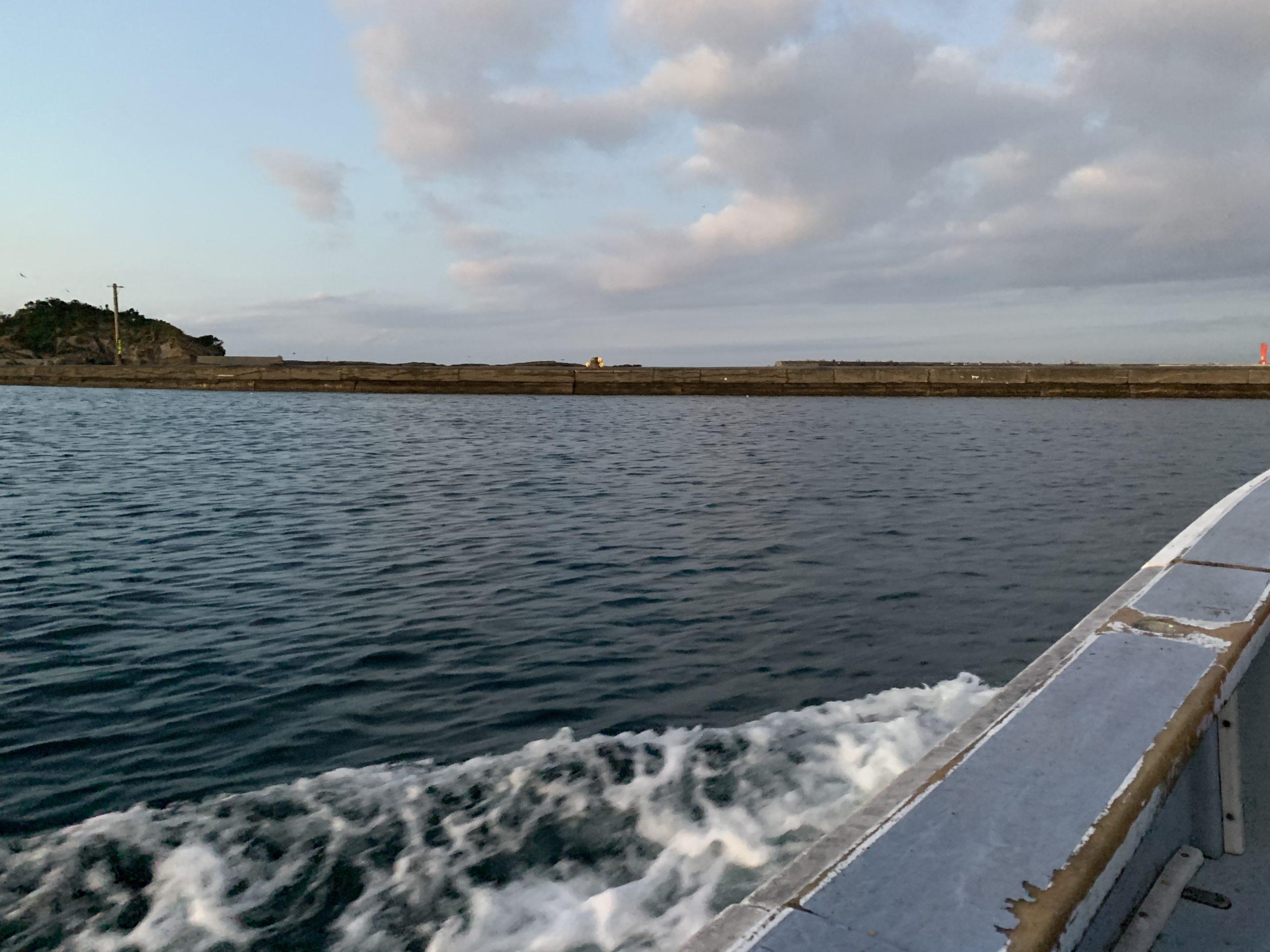千鳥島 渡船